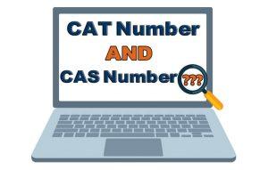 cat number چیست