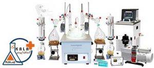 تجهیزات آزمایشگاهی- ازما کالا